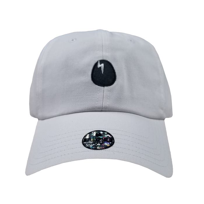 White Egg Dad Hat