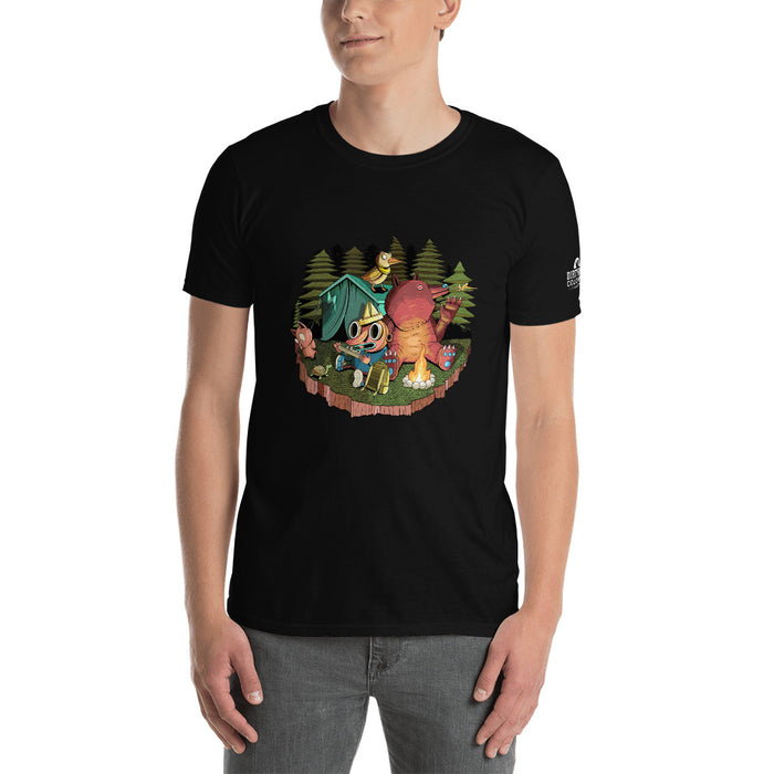 Dirtybird Couchout Short-Sleeve Unisex T-Shirt
