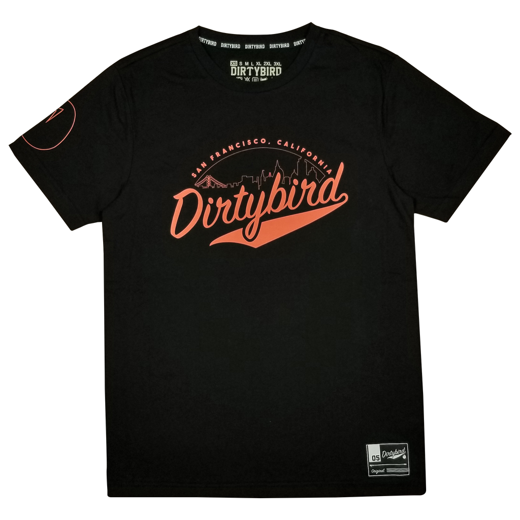 Dirtybird Skyline 2.0 T-Shirt