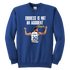 Steph Curry 'Success Is Not An Accident' Youth Sweatshirt
