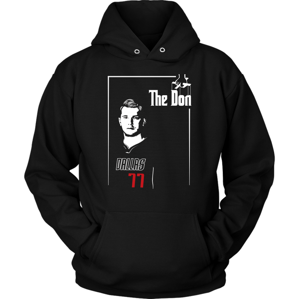 "Luka ""The Don"" Doncic Hoodie"