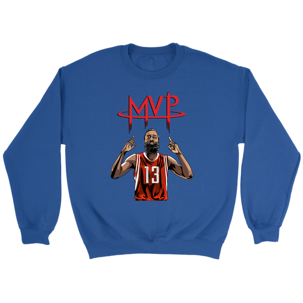 James Harden MVP Graphic Sweatshirt