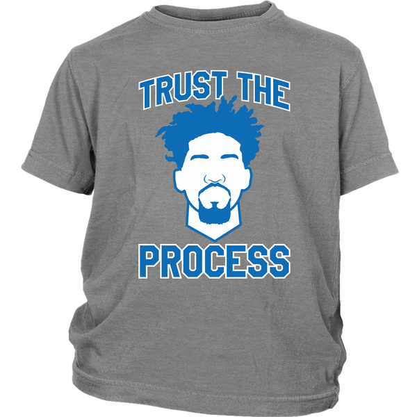 Embiid Trust The Process Youth T-Shirt