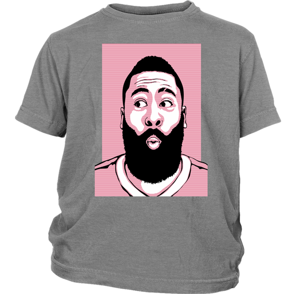 James Harden 'O-Face' Youth T-Shirt