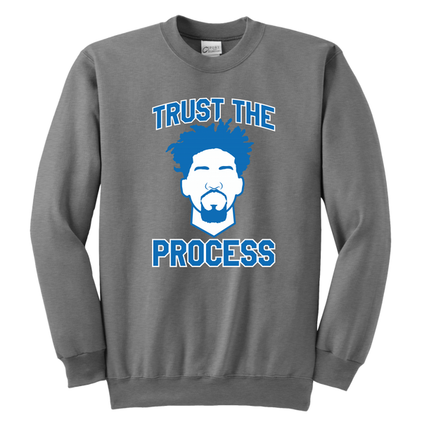 Embiid Trust The Process Youth Sweatshirt