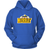 Jamal Murray New Color Logo Hoodie