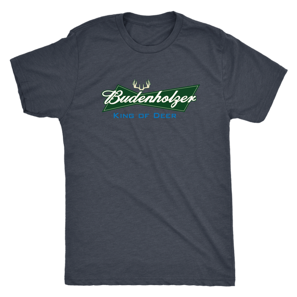 Budenholzer - King Of Deer Triblend T-Shirt