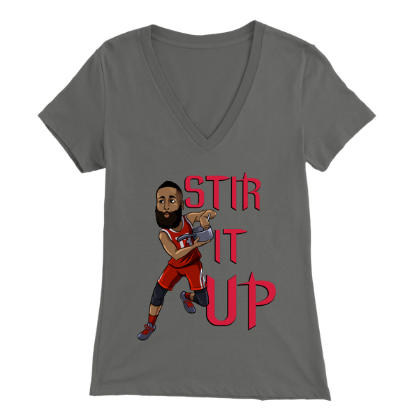 James Harden 'Stir It Up' Women's V-Neck