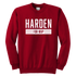 Beto Style Harden For MVP Youth Sweatshirt