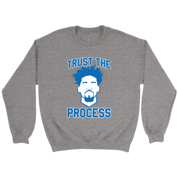 Embiid Trust The Process Sweatshirt