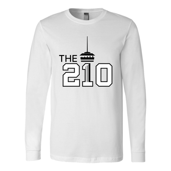 The 210 Long Sleeve Shirt