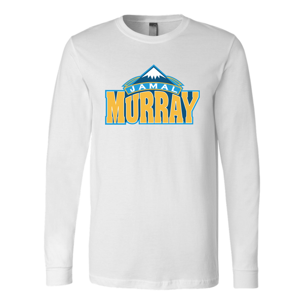 Jamal Murray Logo Long Sleeve Shirt