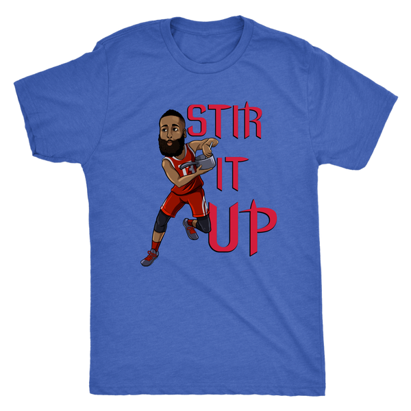 James Harden 'Stir It Up' Triblend T-Shirt