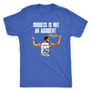Steph Curry 'Success Is Not An Accident' Triblend T-Shirt