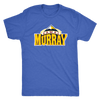 Jamal Murray New Color Logo Triblend T-Shirt