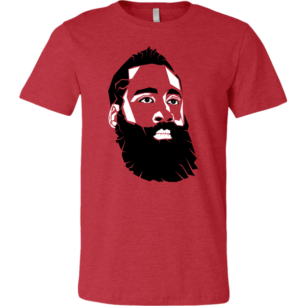 James Harden Face Pop Art T-Shirt