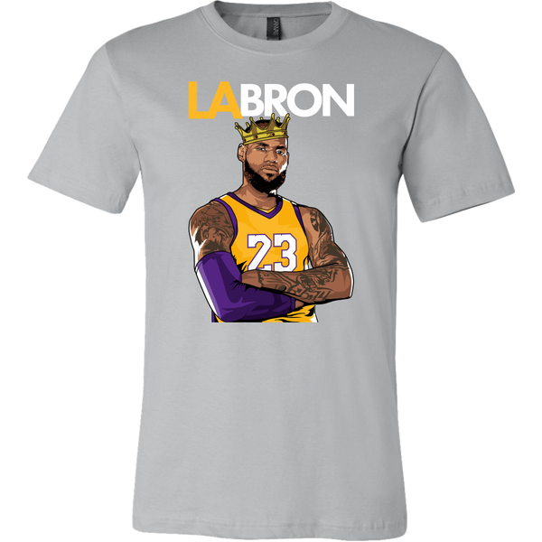 LA-BRON Lebron Graphic T-Shirt