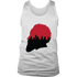 Harden Silhouette with Houston Skyline Tank