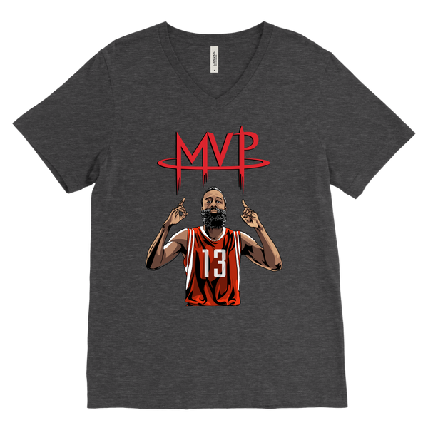 James Harden MVP Graphic V-Neck
