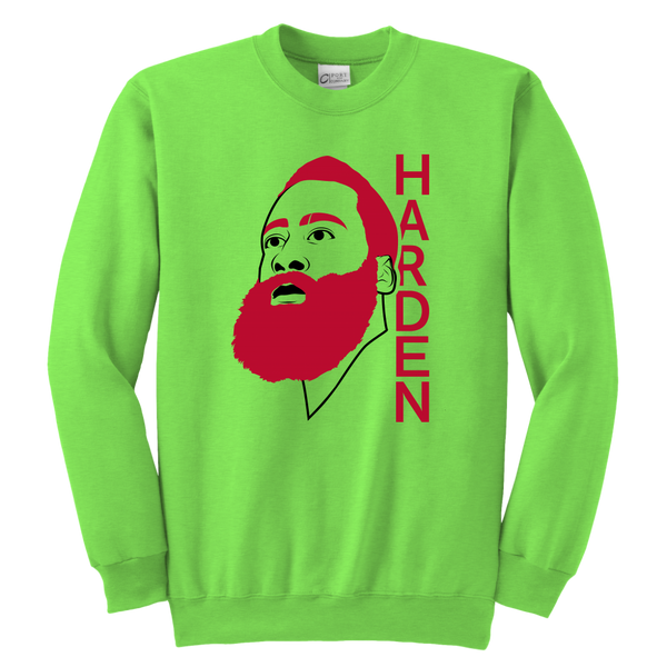 Harden Line Art Youth Sweatshirt