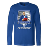 Dak Prescott 4 President Long Sleeve Shirt