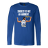 Steph Curry 'Success Is Not An Accident' Long Sleeve Shirt