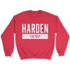 Beto Style Harden For MVP Sweatshirt