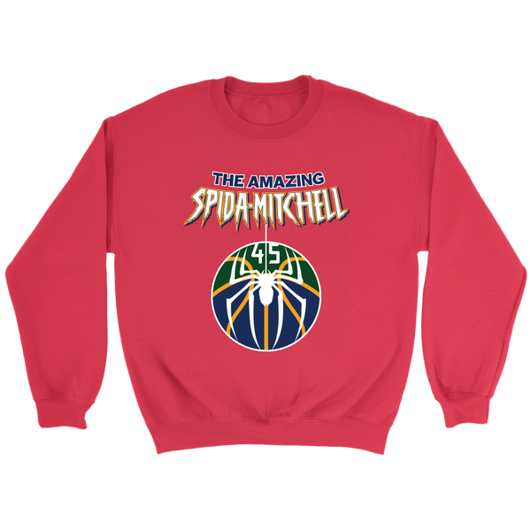 The Amazing Spida-Mitchell Sweatshirt
