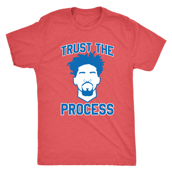 Embiid Trust The Process Triblend T-Shirt