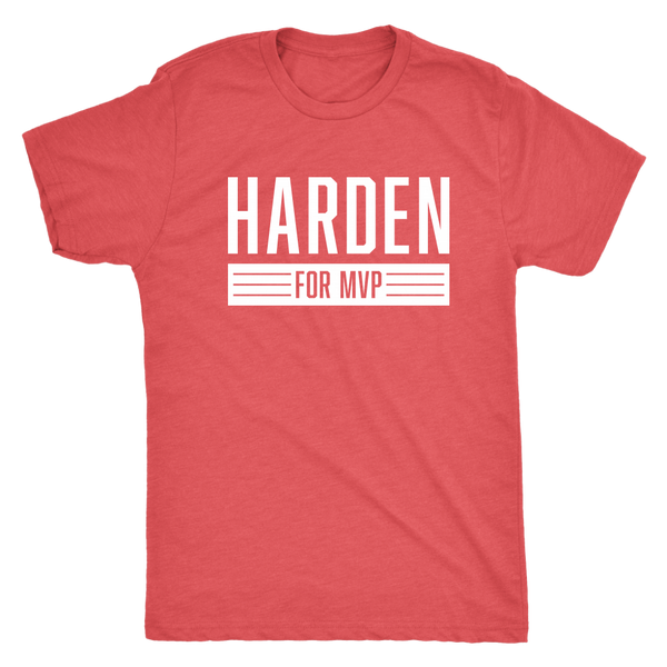 Beto Style Harden For MVP Triblend T-Shirt