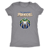 The Amazing Spida-Mitchell Women's Triblend T-Shirt
