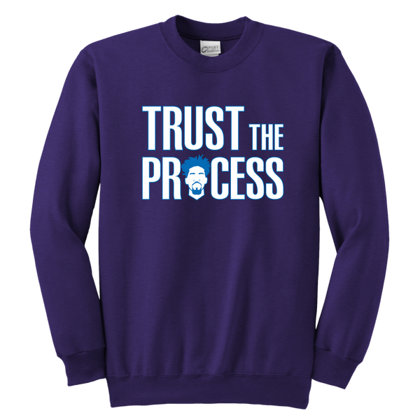 Trust The Process Sweatshirt