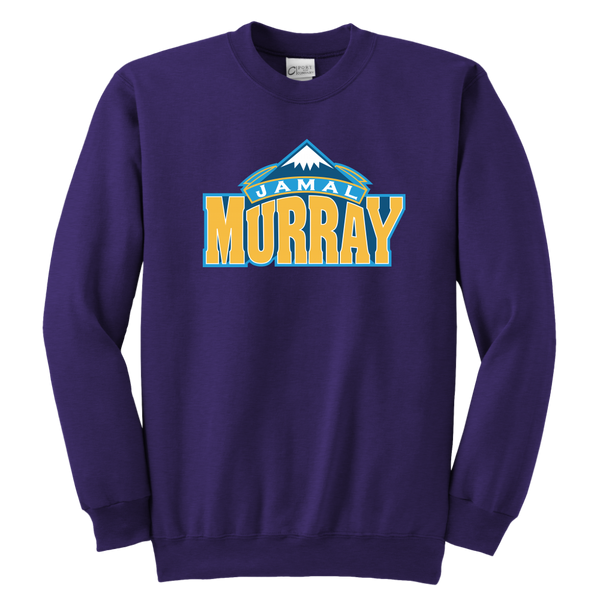 Jamal Murray Logo Youth Sweatshirt