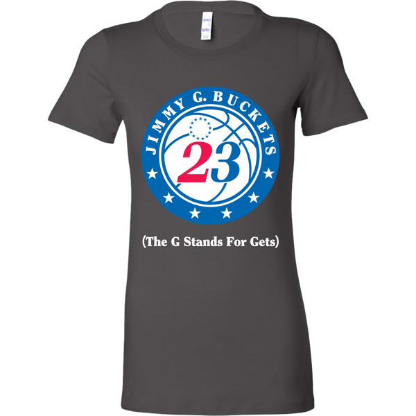 Jimmy G. Buckets Women's T-Shirt