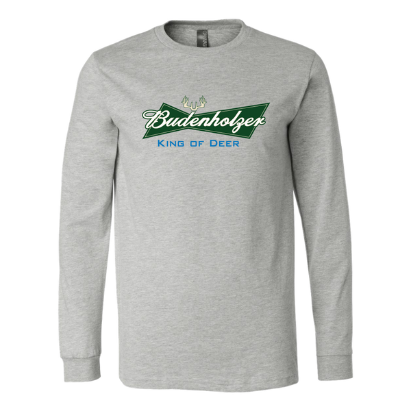 Budenholzer - King Of Deer Long Sleeve Shirt