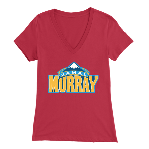 Jamal Murray Logo Women's V-Neck
