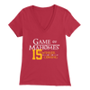 Game of Mahomes Women's V-Neck