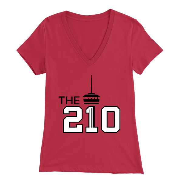 The 210 Women's V-Neck