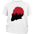 Harden Silhouette with Houston Skyline Youth T-Shirt