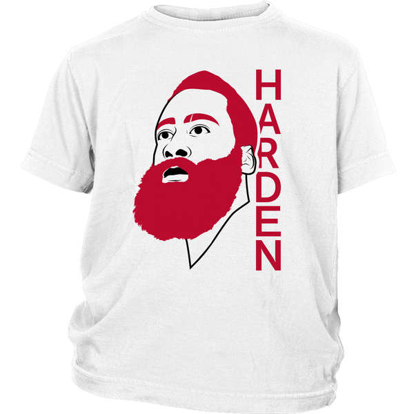 Harden Line Art Youth T-Shirt