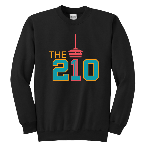 The 210 Fiesta Youth Sweatshirt