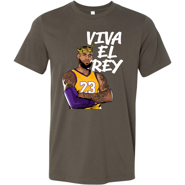 Lebron 'Viva el Rey' Lakers T-Shirt