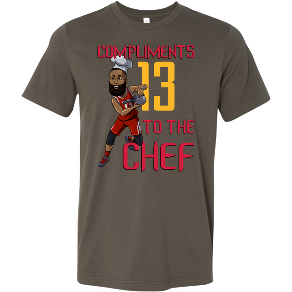 James Harden 'Compliments To The Chef' T-Shirt