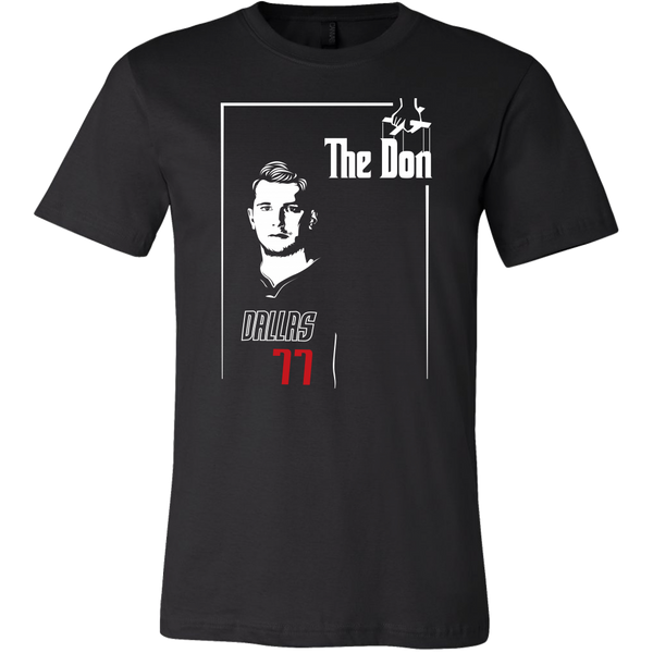 "Luka ""The Don"" Doncic T-Shirt"