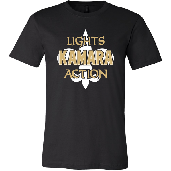 Lights, Kamara, Action T-Shirt