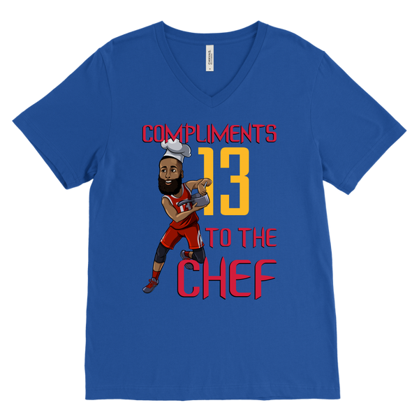James Harden 'Compliments to the Chef' V-Neck