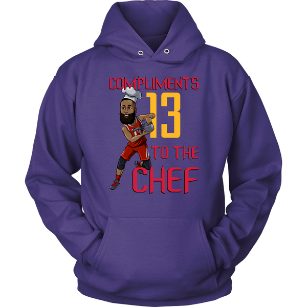 James Harden 'Compliments To The Chef' Hoodie