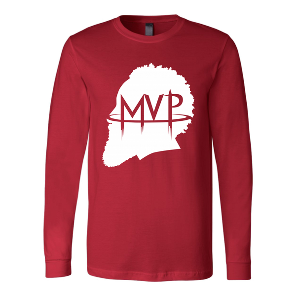 Harden MVP Silhouette Long Sleeve Shirt