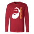 Harden Beard Outline Long Sleeve Shirt