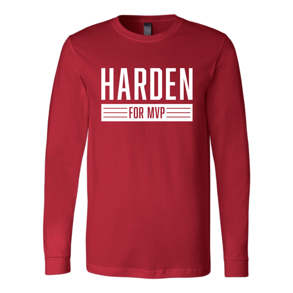 Beto Style Harden For MVP Long Sleeve Shirt